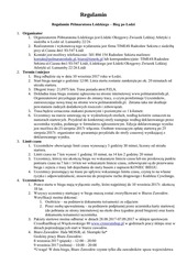 PDF Document regulamin polmaraton lodz