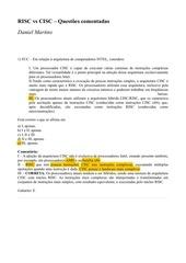 PDF Document risc vs cisc quest es comentadas