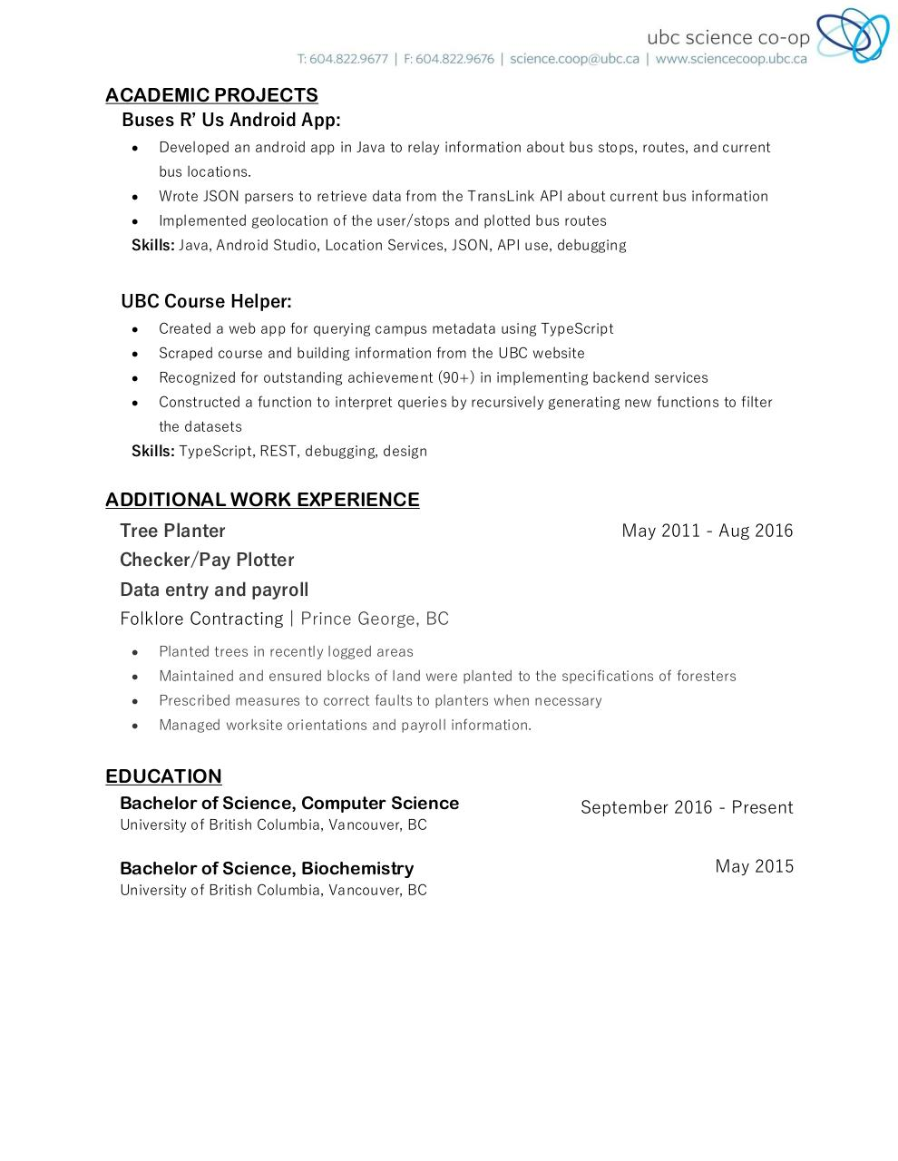 Document preview SamMcConnell_Resume.pdf - page 2/2