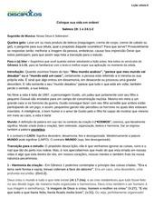 PDF Document coloque sua vida em ordem