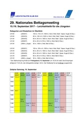 20170506 bettagsmeeting zeitplan 2017