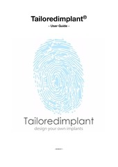 tailoredimplant user guide