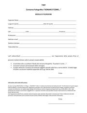 iscrizione concorso