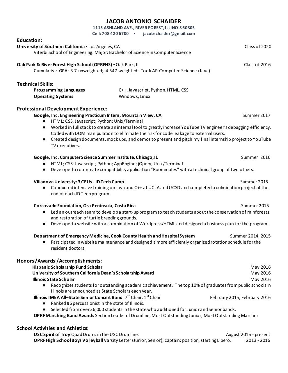Document preview Tech Resume 8.3.17.pdf - page 1/1