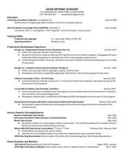 tech resume 8 3 17