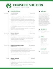 csheldon resume 2