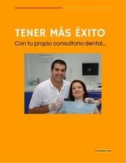 tener exito como odont logo con un consultorio dental