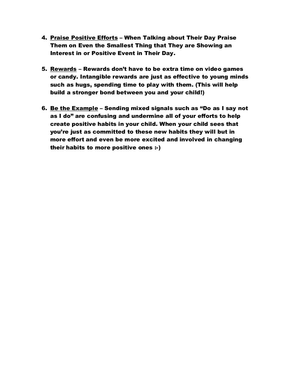 How to create positive habits for your child.pdf - page 2/2