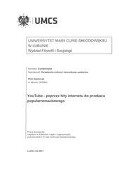 youtube society pl piotr szymczak