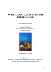 autism and vaccination