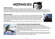 PDF Document weerwolven