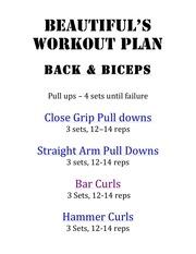 lore s workout plan