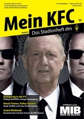 mein kfc ausgabe 6 men in black komplett