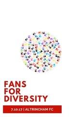 altrincham fc fans for diversity 7 2f10 2f17