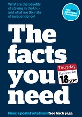 better together booklet the facts