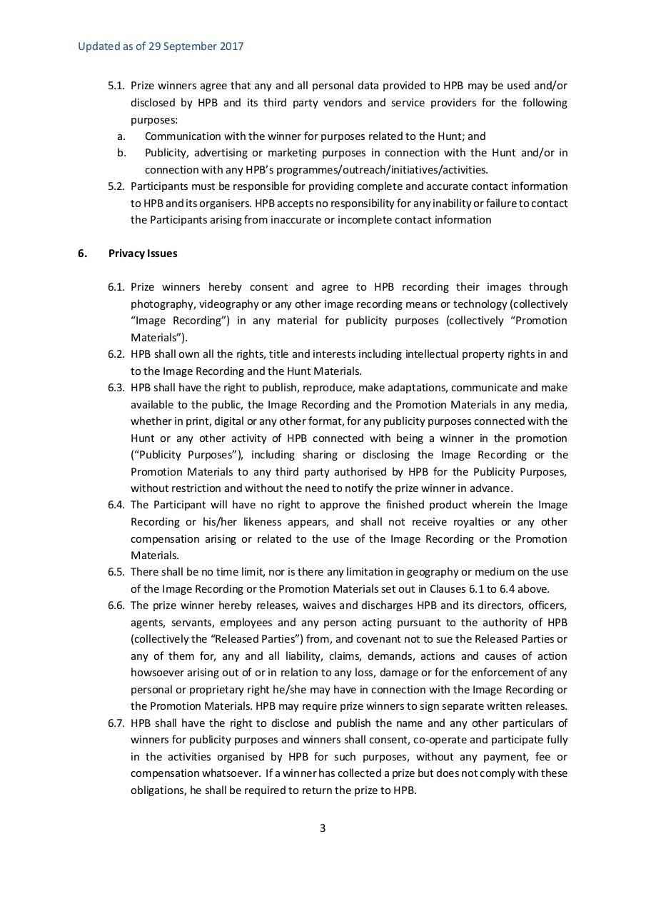Document preview Cheap Good and Healthy_Terms and Conditions.pdf - page 3/5