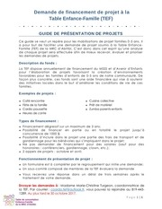 PDF Document formulaire de demande financiere octobre 2017