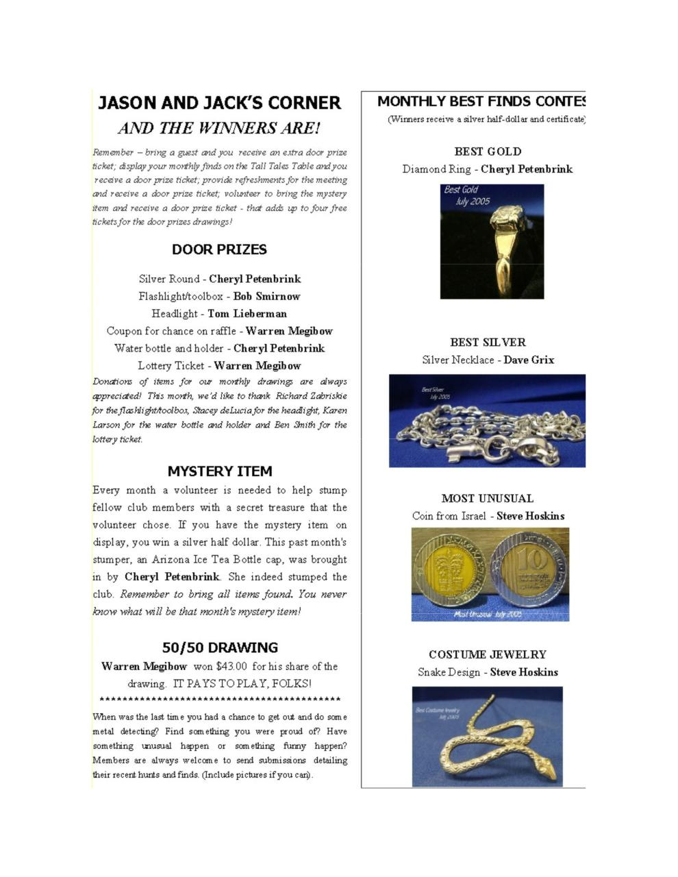 Preview of PDF document 2005-august.pdf - Page 3/8