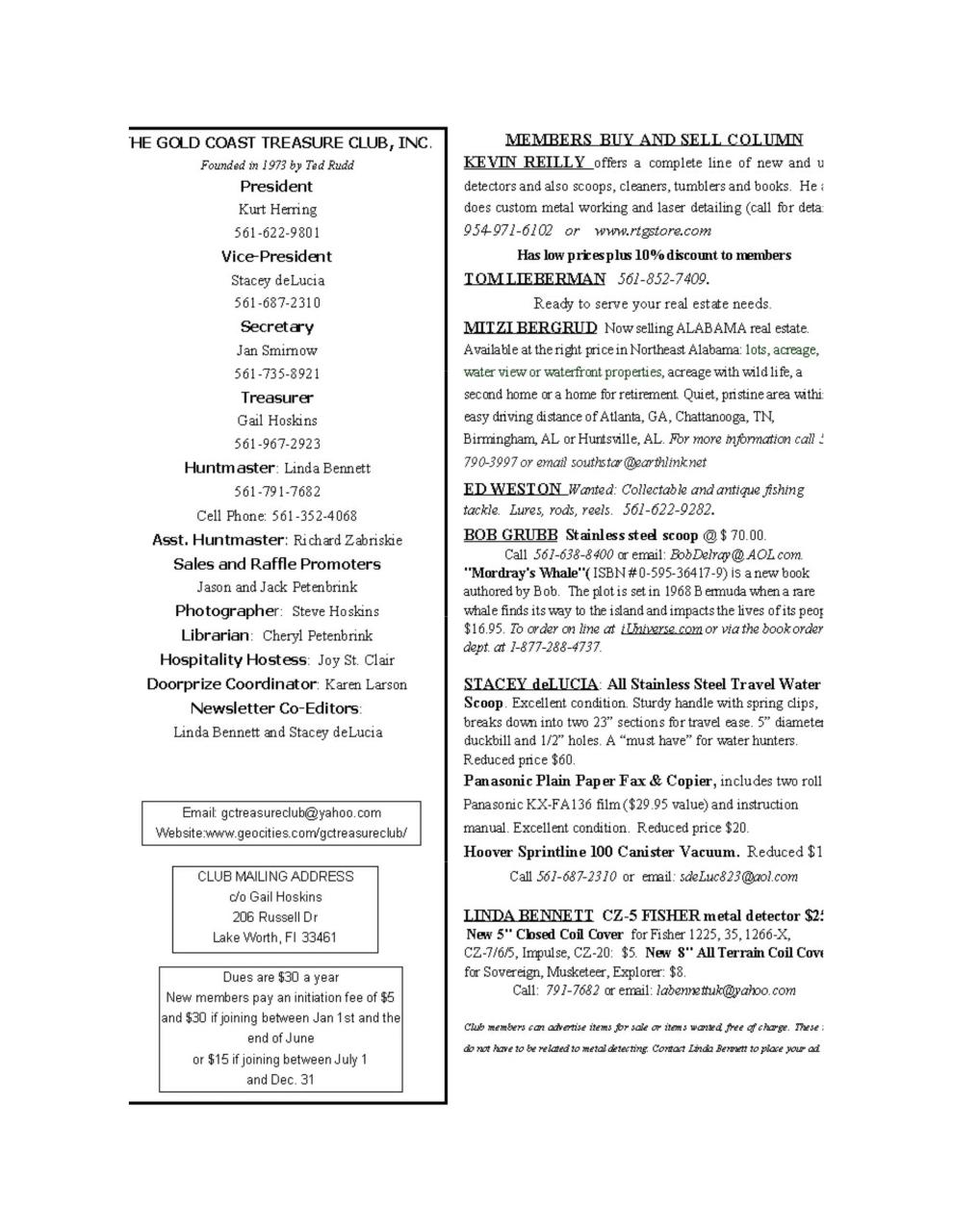 Preview of PDF document 2005-november.pdf - Page 2/6