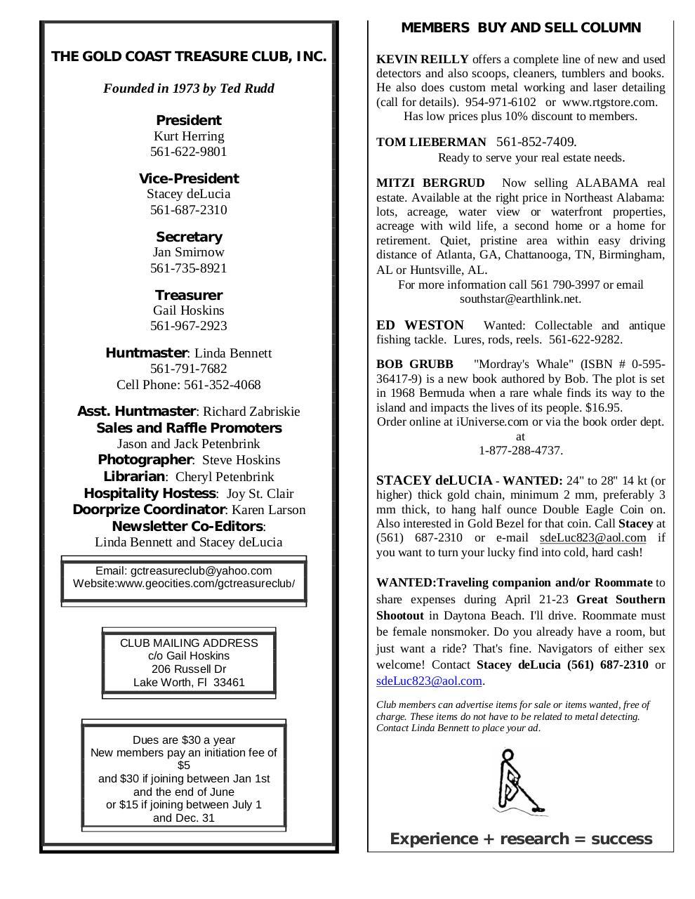 Preview of PDF document 2006-april.pdf - Page 2/7