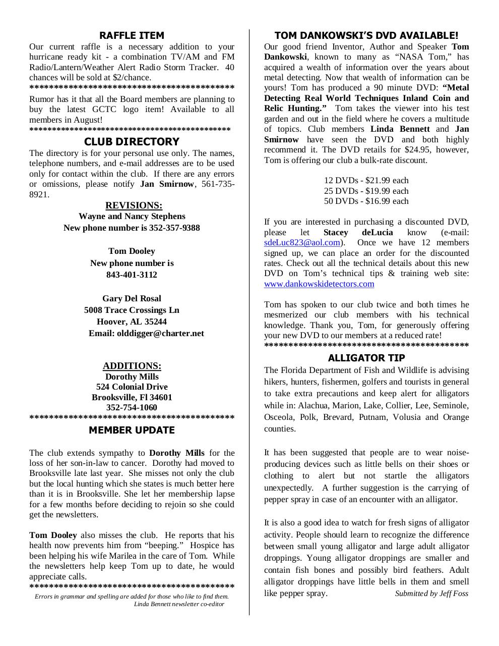 Preview of PDF document 2006-july.pdf - Page 4/12