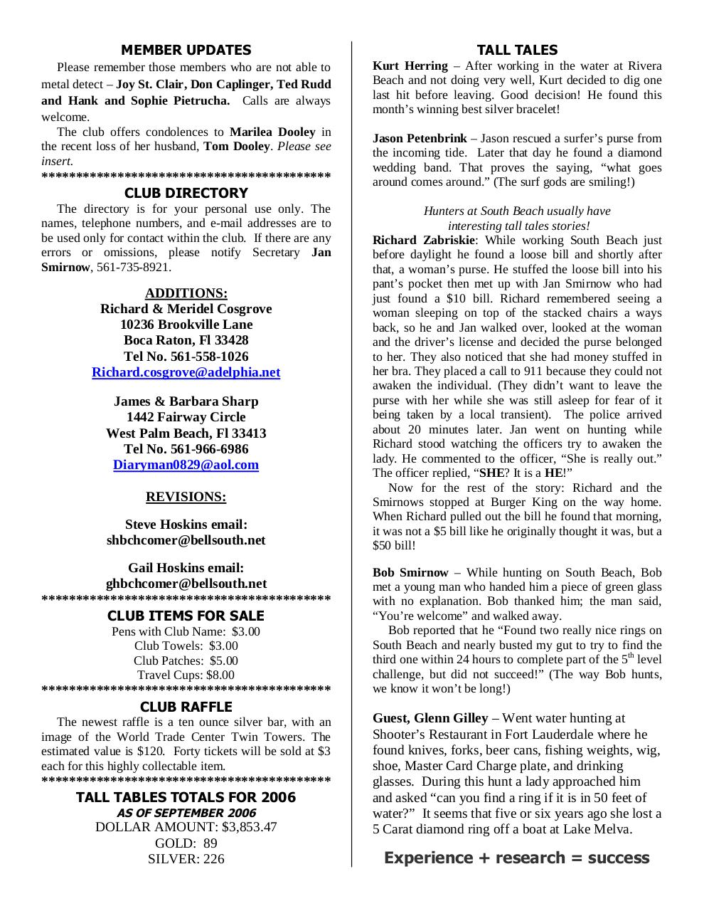 Preview of PDF document 2006-october.pdf - Page 4/9