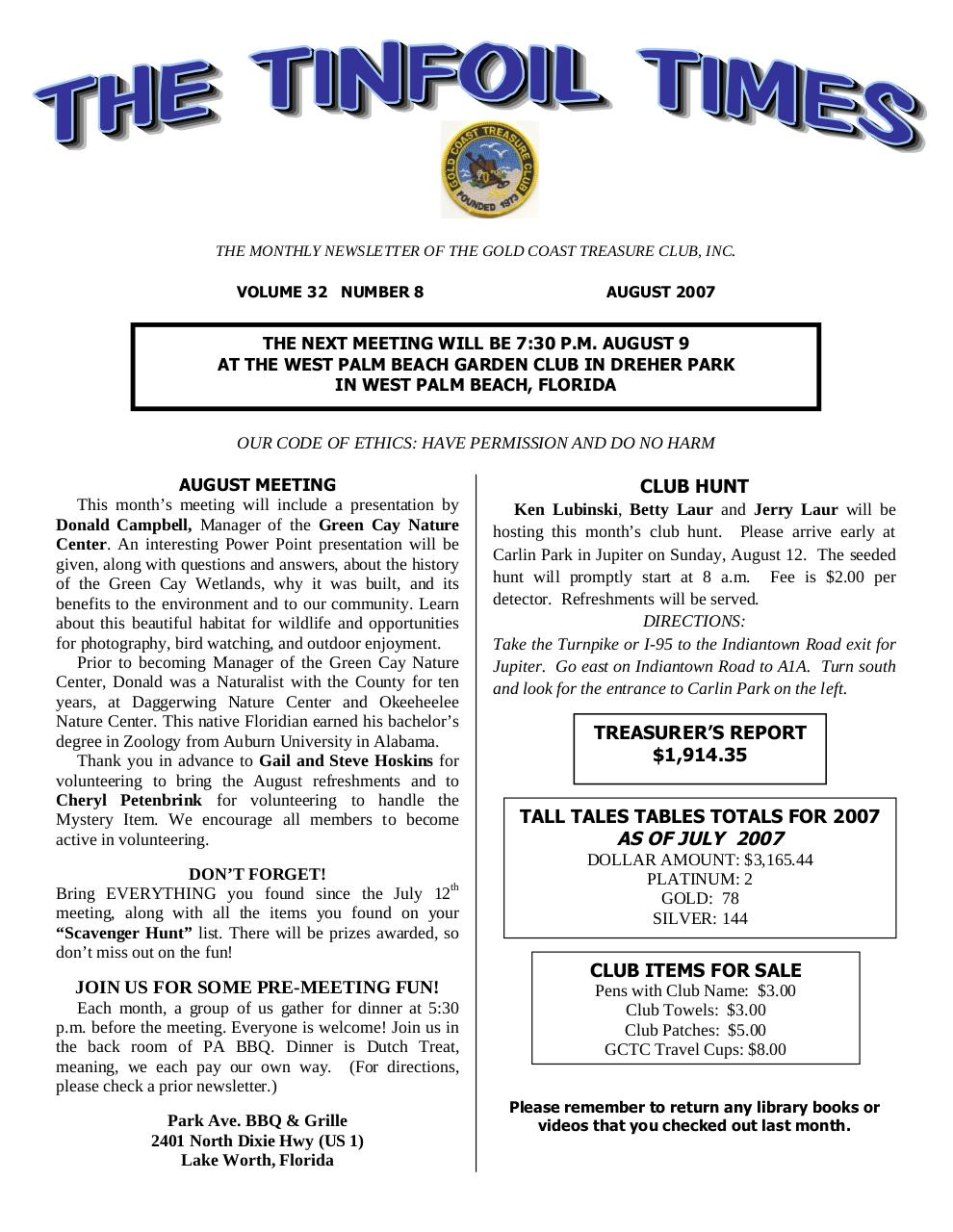 Preview of PDF document 2007-august.pdf - Page 1/7