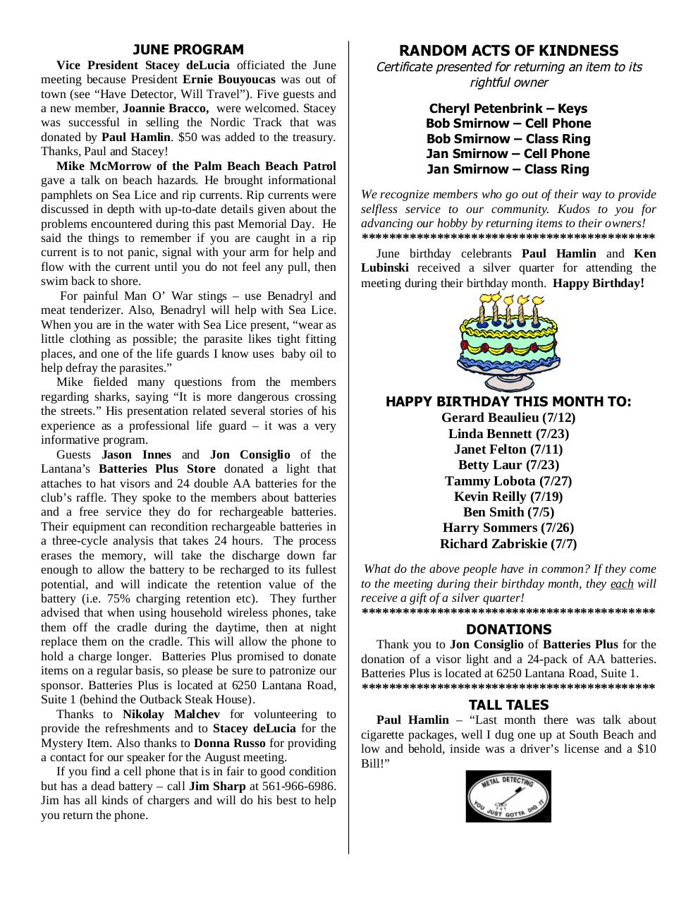 Preview of PDF document 2007-july.pdf - Page 6/9