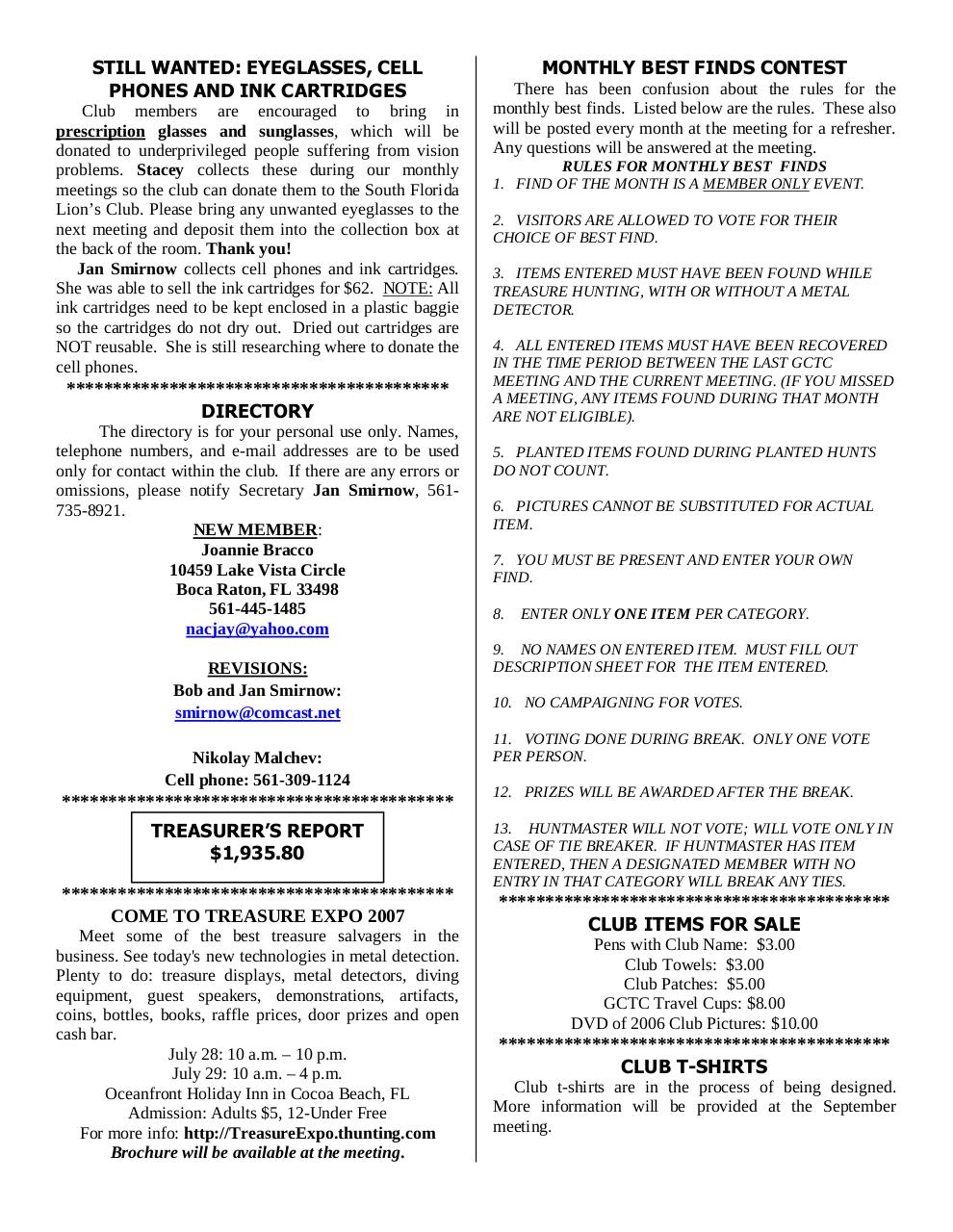 Preview of PDF document 2007-july.pdf - Page 7/9