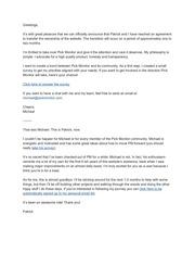 PDF Document statement