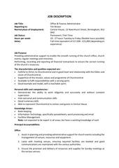 job description administrator