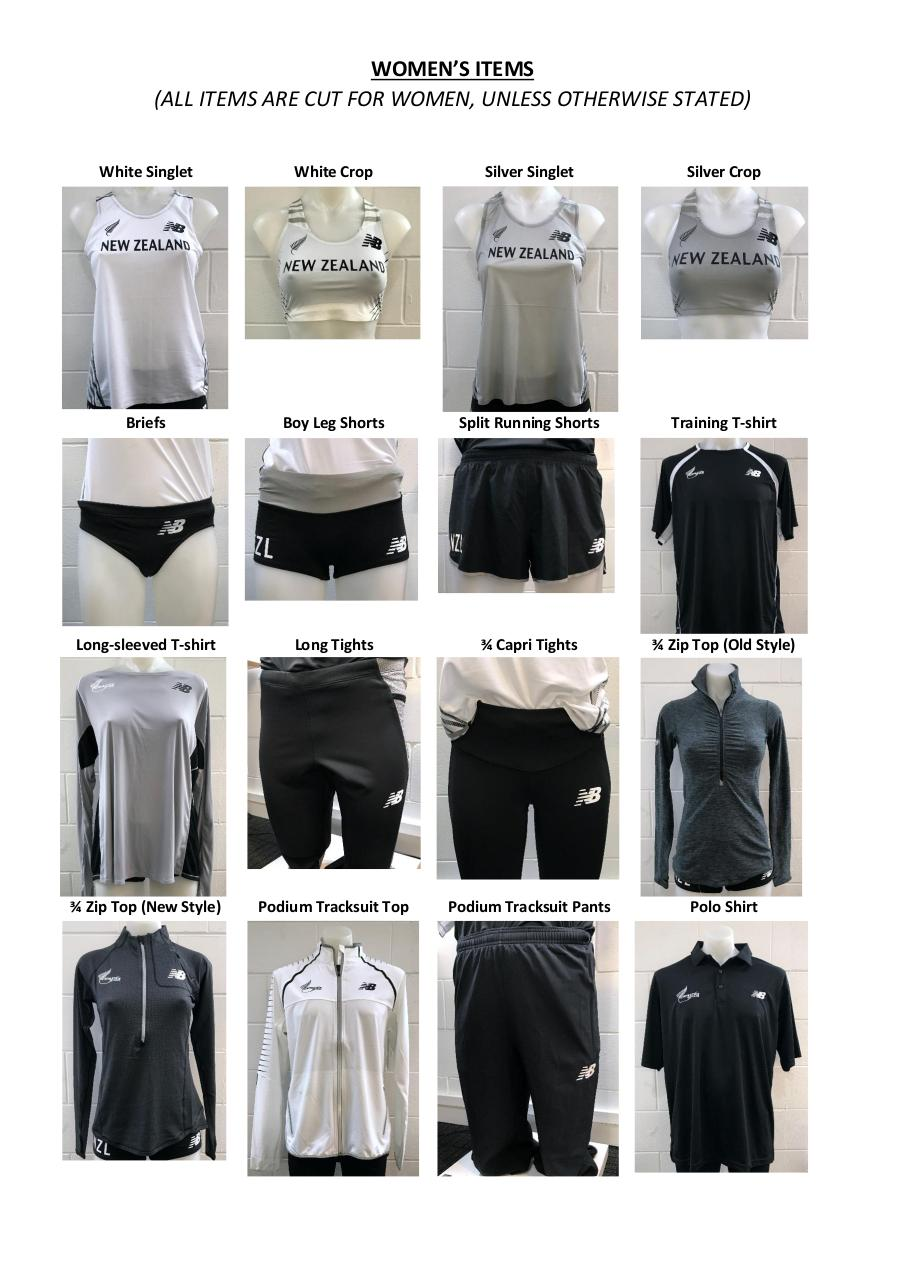 Women's Uniform Collage.pdf - page 1/2