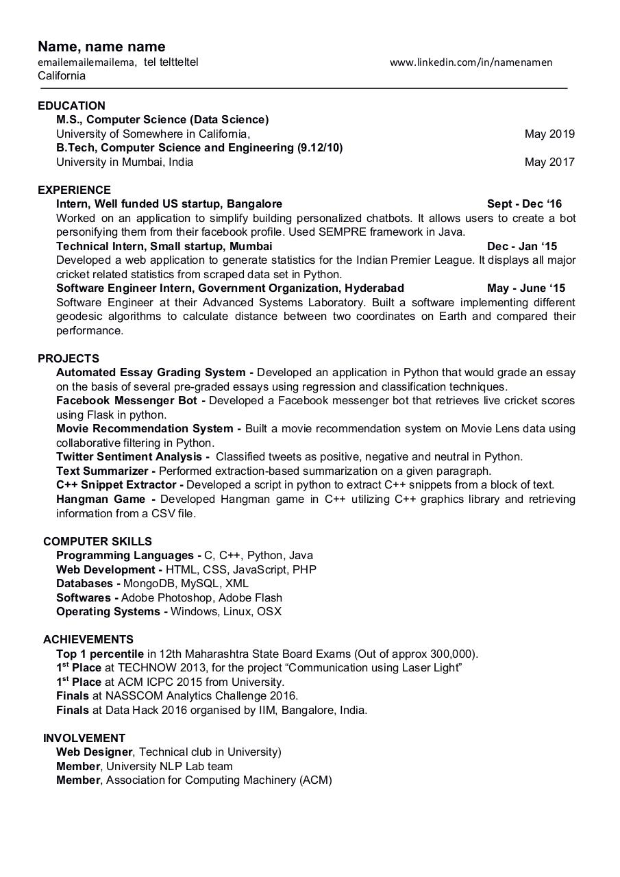 Document preview Anon Resume (1).pdf - page 1/1