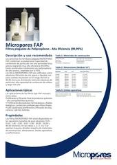fap micropores
