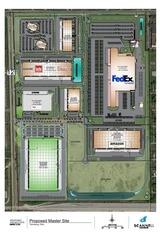 cornerstone site plan