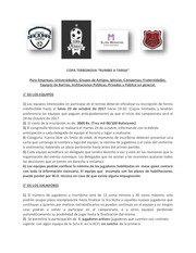 PDF Document convocatoria clausura rumbo a tarija torneo scz