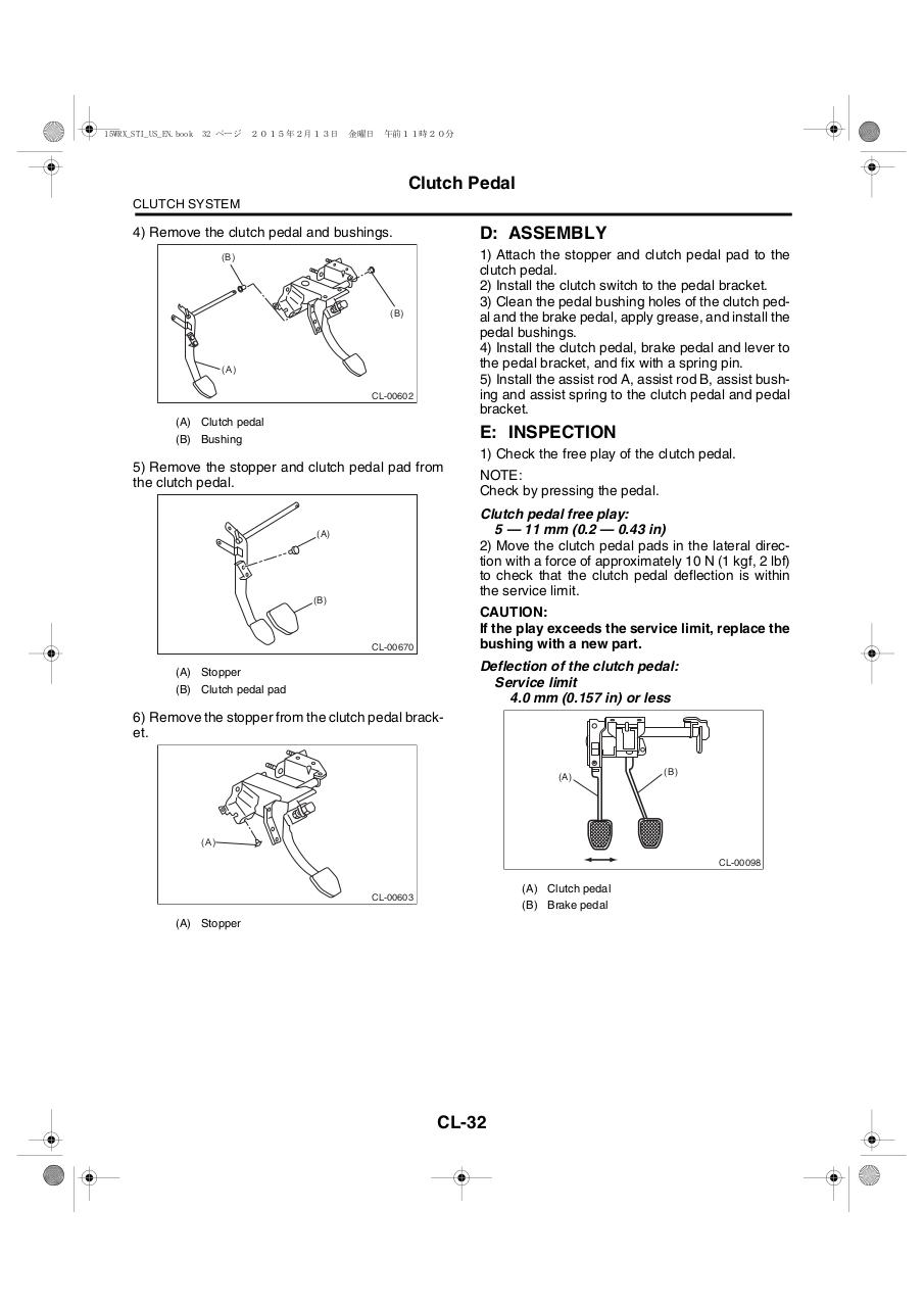 Document preview Pedal Adjustment.pdf - page 2/4