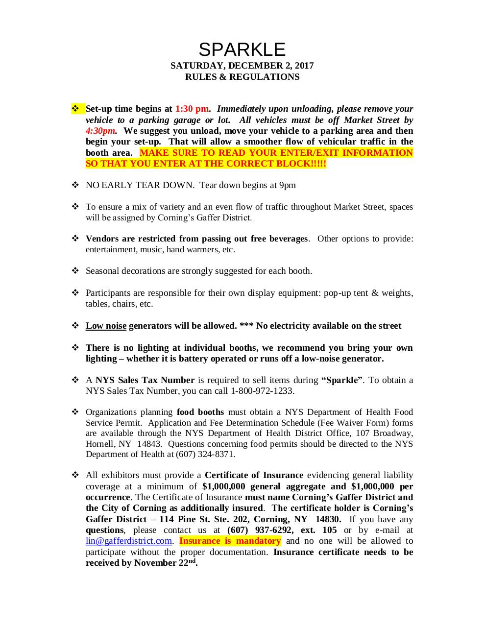 Sparkle Rules Regulations.pdf - page 1/2