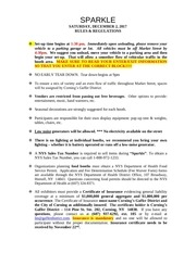 PDF Document sparkle rules regulations
