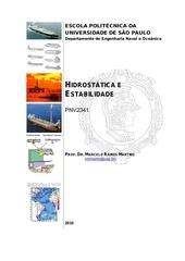 hidrost tica e estabilidade 2010 154 p gs