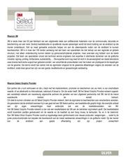 PDF Document nl select final silver uitleg