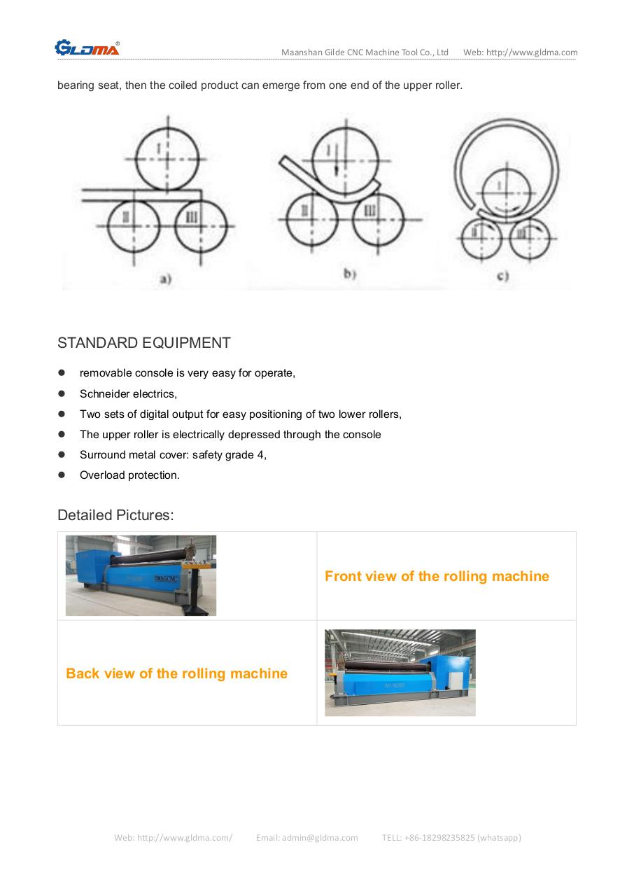 W11 series 3 rolls mechanical symmetrical rolling machine.pdf - page 2/5