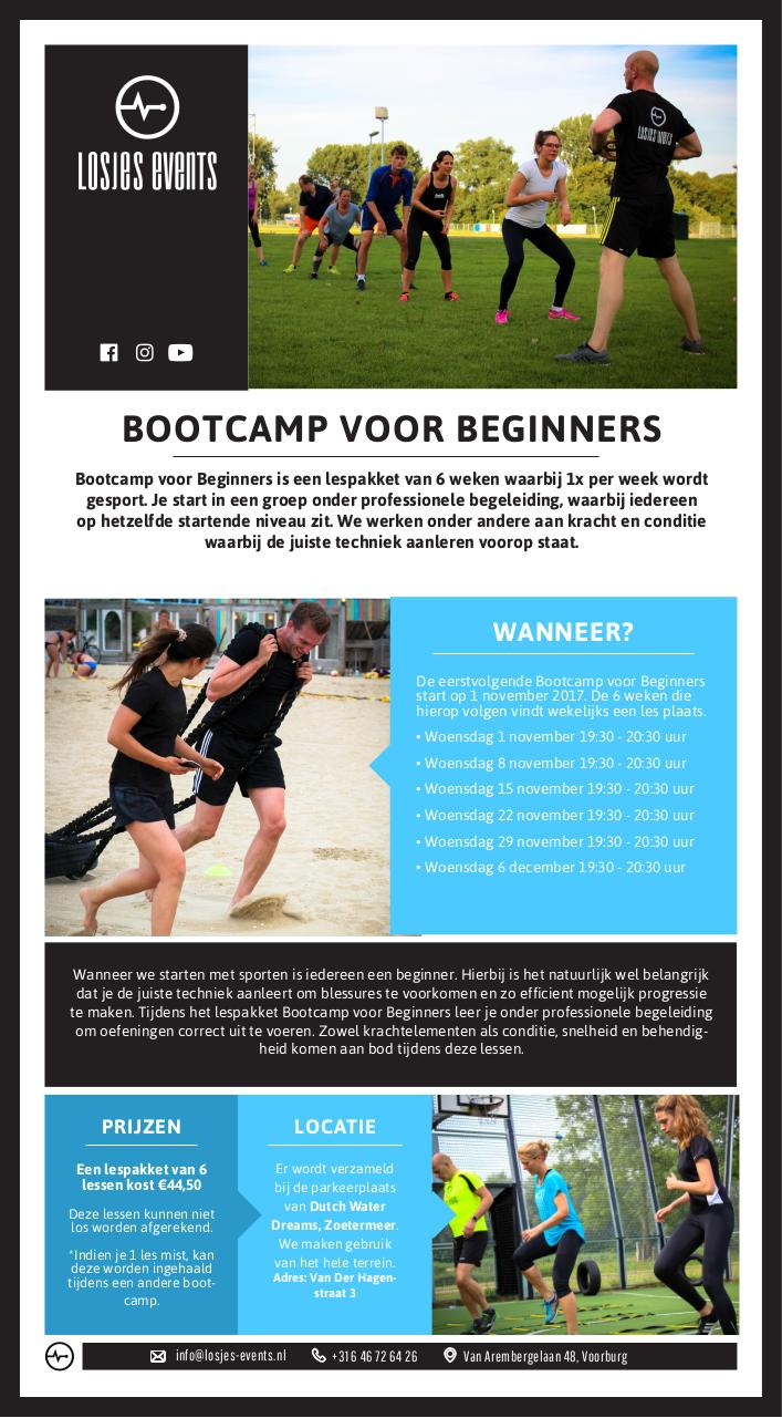 Document preview Bootcamp voor Beginners v2.pdf - page 1/2