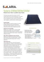 solaria 210 220 230 framed1