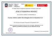 industria 4 0 sne colegio diploma acreditativo de aptitud