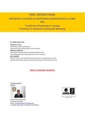 coaching mentoring training courses malaysia