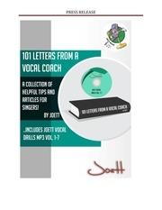 press release joett 101 book
