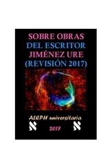 sobre obras literarias del escritor j ure revisi n 2017