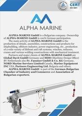 alpha marine en