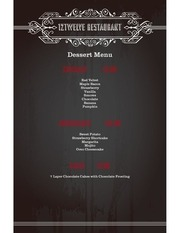 PDF Document 12twelve dessert menu